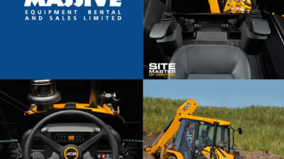 JCB 3DX Pro - The Ultimate Performing Machine!
